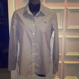 Lauren Ralph Lauren Non-Iron Button Up